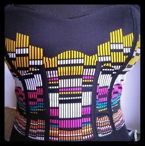 Bebe Brand corset top